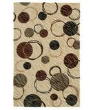 RugStudio presents Shaw Centre Street Hemisphere Beige 03100 Machine Woven, Good Quality Area Rug