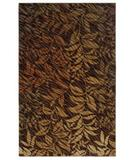 RugStudio presents Shaw Centre Street Flourish Brown 06700 Machine Woven, Good Quality Area Rug