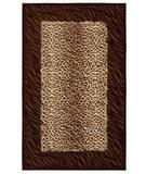 RugStudio presents Shaw Centre Street Hollywood Brown 09700 Machine Woven, Good Quality Area Rug