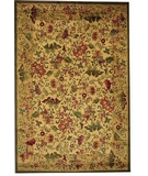 RugStudio presents Shaw Accents Chablis Natural - 04100 Machine Woven, Good Quality Area Rug