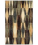 RugStudio presents Shaw Centre Street Cha Cha Light Multi 17110 Machine Woven, Good Quality Area Rug