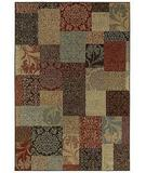 RugStudio presents Shaw Concepts Chloe Multi 14440 Machine Woven, Good Quality Area Rug