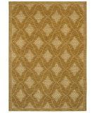 RugStudio presents Shaw Tommy Bahama Home-Nylon Cipollini Trellis Gold 53700 Machine Woven, Good Quality Area Rug