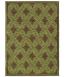 RugStudio presents Shaw Tommy Bahama Home-Nylon Cipollini Trellis Ocean 53600 Machine Woven, Good Quality Area Rug