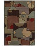 RugStudio presents Shaw Concepts Contempo Multi 13440 Machine Woven, Good Quality Area Rug