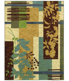 RugStudio presents Shaw Mirabella Corsica Blue 6400 Machine Woven, Good Quality Area Rug