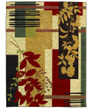RugStudio presents Shaw Mirabella Corsica Red 6800 Machine Woven, Good Quality Area Rug