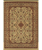 RugStudio presents Shaw Modern Home Courtland Beige 11100 Machine Woven, Best Quality Area Rug