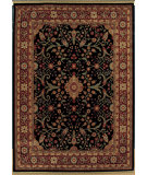 RugStudio presents Shaw Modern Home Courtland Black 11500 Machine Woven, Best Quality Area Rug