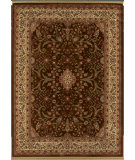 RugStudio presents Shaw Modern Home Courtland Brown 11700 Machine Woven, Best Quality Area Rug