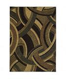 RugStudio presents Shaw Modern Works Deco Navy 04400 Machine Woven, Good Quality Area Rug