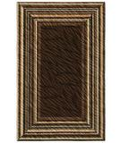 RugStudio presents Shaw Centre Street Derby Brown 12700 Machine Woven, Good Quality Area Rug