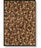 RugStudio presents Shaw Modern Home Mesa Multi - 1440 Machine Woven, Best Quality Area Rug