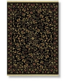 RugStudio presents Shaw Classic Style Enna Ebony - 08500 Machine Woven, Better Quality Area Rug