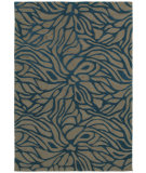 RugStudio presents Shaw Loft Dewpoint Blue 21400 Hand-Tufted, Good Quality Area Rug