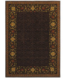 RugStudio presents Shaw Stonegate Edenbury Black 24500 Machine Woven, Good Quality Area Rug