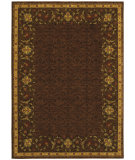 RugStudio presents Shaw Stonegate Edenbury Brown 24700 Machine Woven, Good Quality Area Rug