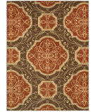 RugStudio presents Shaw Melrose Edendale Chestnut 11700 Machine Woven, Good Quality Area Rug