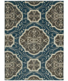 RugStudio presents Shaw Melrose Edendale Indigo 11400 Machine Woven, Good Quality Area Rug