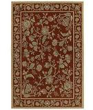RugStudio presents Shaw Concepts Eliza Red 06800 Machine Woven, Good Quality Area Rug