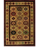 RugStudio presents Shaw Accents El Paso Natural- 11100 Machine Woven, Good Quality Area Rug