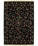 RugStudio presents Rugstudio Sample Sale 85893R Ebony 08500 Machine Woven, Better Quality Area Rug