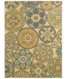 RugStudio presents Shaw Mirabella Esparron Beige 45100 Machine Woven, Good Quality Area Rug