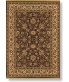 RugStudio presents Shaw Modern Home Canterbury Brown - 2700 Machine Woven, Best Quality Area Rug