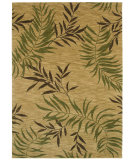 RugStudio presents Shaw Tommy Bahama Home-Nylon Florist Greens Beige 27100 Machine Woven, Good Quality Area Rug