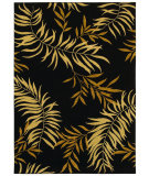 RugStudio presents Shaw Tommy Bahama Home-Nylon Florist Greens Black 27500 Machine Woven, Good Quality Area Rug