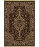 RugStudio presents Shaw Classic Style French Medallion Loden 05300 Machine Woven, Better Quality Area Rug