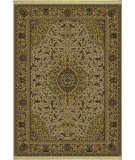 RugStudio presents Shaw Classic Style French Medallion Natural 05100 Machine Woven, Better Quality Area Rug