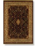 RugStudio presents Rugstudio Sample Sale 6522R Brown - 11700 Machine Woven, Best Quality Area Rug