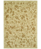 RugStudio presents Shaw Bob Timberlake Garden Vine Ivory 06120 Machine Woven, Good Quality Area Rug