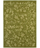 RugStudio presents Shaw Bob Timberlake Garden Vine Light Green 06300 Machine Woven, Good Quality Area Rug