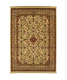 RugStudio presents Shaw Modern Home Courtland Beige - 11100 Machine Woven, Best Quality Area Rug