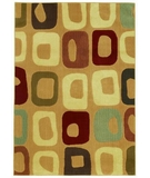 RugStudio presents Shaw Reverie Go Go Gold 23700 Machine Woven, Better Quality Area Rug