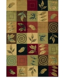 RugStudio presents Shaw Accents Hamptons Ebony - 23500 Machine Woven, Good Quality Area Rug