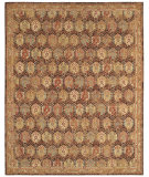RugStudio presents Shaw Arabesque Hawthorn Cocoa 07700 Woven Area Rug