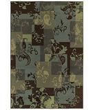 RugStudio presents Shaw Concepts Idyll Blue 07400 Machine Woven, Good Quality Area Rug
