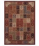 RugStudio presents Shaw Inspired Design Avondale Multi 03440 Machine Woven, Better Quality Area Rug