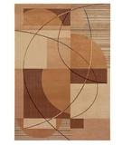 RugStudio presents Shaw Inspired Design Mojo Gold 07200 Machine Woven, Better Quality Area Rug