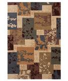RugStudio presents Shaw Inspired Design Madison Beige 11100 Machine Woven, Better Quality Area Rug