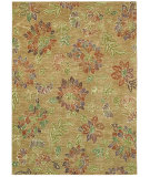 RugStudio presents Shaw Tommy Bahama Home-Nylon Island Bloom Beige 57100 Machine Woven, Good Quality Area Rug