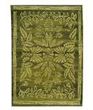 RugStudio presents Shaw Tommy Bahama Home-Nylon Island Batik Olive-04300 Machine Woven, Best Quality Area Rug