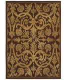 RugStudio presents Shaw Stonegate Istana Brown 21700 Machine Woven, Good Quality Area Rug