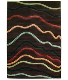 RugStudio presents Shaw Impressions Jet Stream Brown 06700 Machine Woven, Best Quality Area Rug