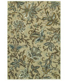 RugStudio presents Shaw Newport Jillian's Garden Sandstorm 16100 Machine Woven, Good Quality Area Rug