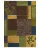 RugStudio presents Shaw Reverie Josephine Light Multi 26110 Machine Woven, Better Quality Area Rug