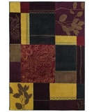 RugStudio presents Shaw Reverie Josephine Multi 26440 Machine Woven, Better Quality Area Rug